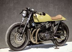 Honda CB750 Custom by Purebreed