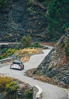 Jari-Matti Latvala // Miikka Anttila  Tour de Corse 2015 © Volkswagen Motorsport