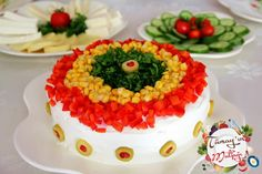 Patates Salatası Pastası Iftar, Sushi, Birthday Cake, Ethnic Recipes, Desserts, Food, Party Ideas, Kitchen, Salads