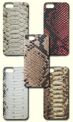 Python leather never looked so good! #valenzhandmade