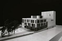 Teatro y Edificio de usos múltiples en Villarejo de Salvanés - Alberich-Rodríguez Arquitectos