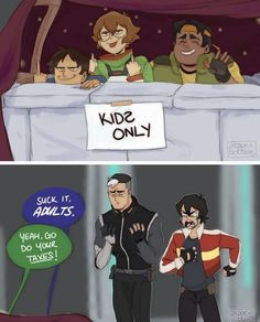 Read Quick update from the story ꧁☬voltron memes☬ by Voltron_heroes (SpreadYourWings) with reads. Shiro Voltron, Voltron Klance, Voltron Force, Voltron Memes, Voltron Comics, Voltron Fanart, Form Voltron, Voltron Ships, Voltron Paladins