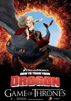 How To Train A Dragon...Game of Thrones style..LOL says Thaddeus of http://persephanependrake.com