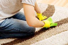 皆さんのご家庭では、絨毯を掃除していますか?かなりな大物なので、毎日の掃除は掃除機をかけてほこり…