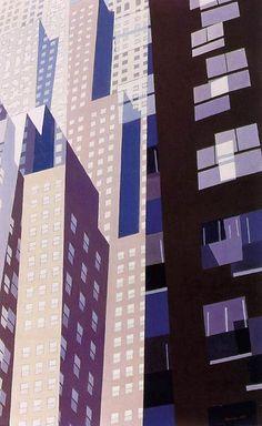 Charles Sheeler. Mark Peet Visser Gallery ('s-Hertogenbosch, The Netherlands) www.markpeetvisser.com