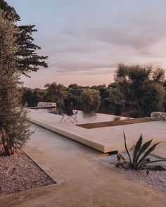 Landscape Architecture, Landscape Design, Architecture Design, The Beach People, Beautiful Villas, Villa Design, Garden Pool, Pool Designs, Exterior Design