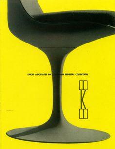 Herbert Matter, Knoll Cover, 1966
