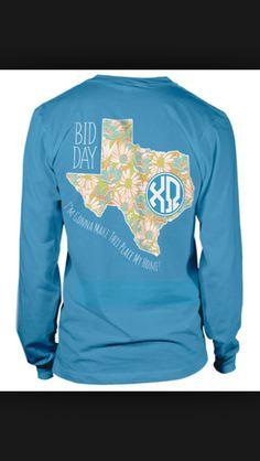 Texas shirt design idea