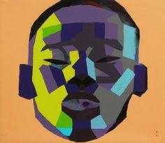 "Saatchi Art Artist: Raiber GoH; Acrylic 2015 Painting ""Liberato"""
