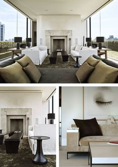 Minimalist Apartment, Minimalist Home, African Furniture, Christian Liaigre, Piece A Vivre, Residential Architecture, Apartment Design, Contemporary Interior, Hippie Home Decor