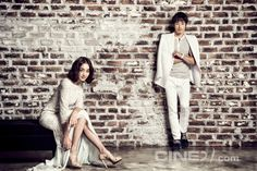Jang Hyuk and Soo Ae - Cine21 Magazine No.917