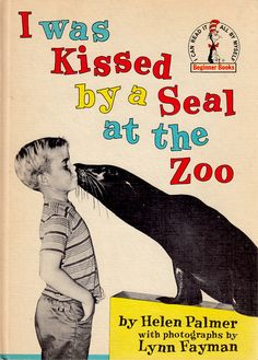 I was Kissed by a Seal at the Zoo by Helen by ElwoodAndEloise
