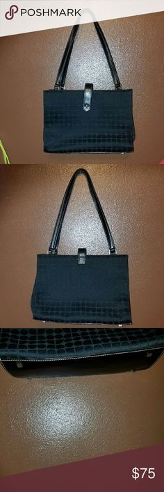 Black Kate Spade Shoulder Bag, EXCELLENT CONDITION Small to medium in size! kate spade Bags Shoulder Bags