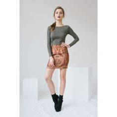 Jacquard skirt #colorsoffall #minimalism