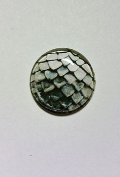 25mm Handmade dragon scale egg round Glass cabochon for wire wrapping, jewelry…
