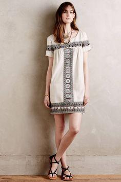 Medellin Tunic Dress - anthropologie.com