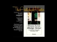 Donna Leon 14 Fall Blutige Steine Hörbuch - YouTube