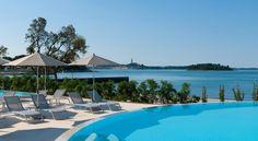 Apartments Amarin - Rovinj, Croatia  Reviewed by Frank About Croatia: http://www.frankaboutcroatia.com/resort-amarin-rovinj/