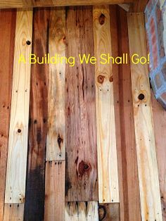 Fantastic step-by-step blog on creating a wood pallet floor!