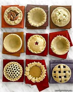 pie crust by ginger