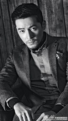 HU GE-CHINESE ACTOR  PHOTOGRAPHER- LI QI李奇