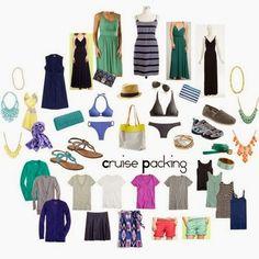Not In Jersey: Cruise Wear Ideas