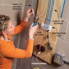 How to install a whole-house audio system