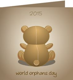 Antoinette, thank you for taking action on world orphans day. 'Children without families are the most vulnerable people in the world.' ~ Brooke Randolph