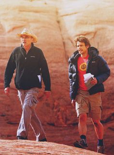 127 Hours #JamesFranco I Love You Forever, Heath Ledger, James Franco, Great Pictures, On Set, True Stories, Behind The Scenes, Cinema, Hipster
