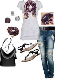 """""""Untitled #130"""" by virtual-closet on Polyvore"""