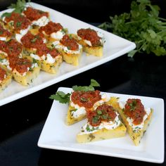 ... Polenta!! on Pinterest | Polenta, Polenta Lasagna and Polenta Pizza