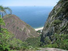 Pedra do Elefante | Nikity: Mirante - destaques para Morro do Telegrafo(direita) e Tucum/Costão (esquerda)