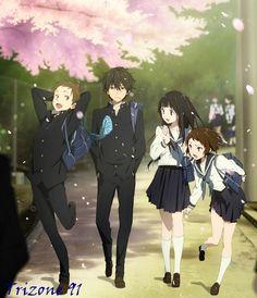 Hyouka (a very great manga, and anime)