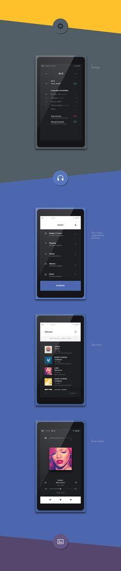 Bang OS — Mobile Operative System on App Design Served