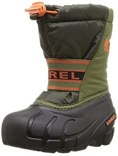 Sorel Kids Childrens CubK Snow Boot * Details can be found by clicking on the image.
