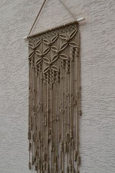 Huis decoratieve Macrame muur opknoping B01N6QA7V7