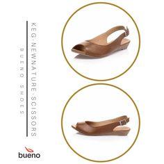 Günlük kullanımlarda, ☀ ayağınızın gün içinde ihtiyacı olan 🌈 rahatlığı sağlayacak, konforlu, zarif 💃 bir seçenek... 👣   KEG-NEWNATURE-SCISSORS>> https://www.buenoshoes.com.tr/kahverengi-rahat-gunluk-sandalet  #buenoshoes #ayakkabı #kadın #moda