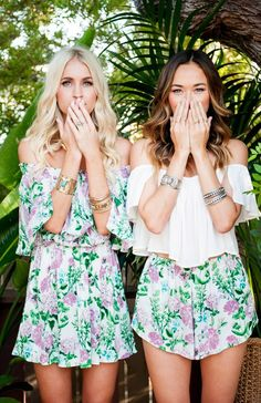 So many cute rompers!!