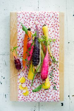 Roasted Root Vegetables / La Tartine Groumande
