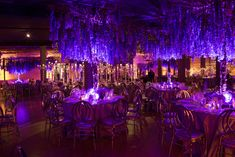 The Liberty Warehouse. 9.30.18 Amazing floral decor by Konstantinos Floral Decorators. Lighting by Pegasus Productions