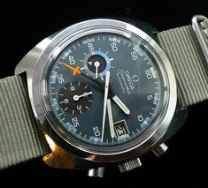 Omega Seamaster Automatic 176001 | T I M E...tempus fugit but in styl…