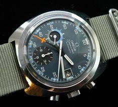 Omega Seamaster Automatic 176001 | T I M E...tempus fugit but in styl…