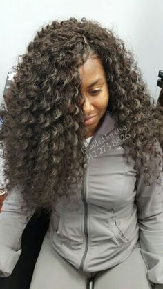 Crochet braids, Chicago and Braids on Pinterest