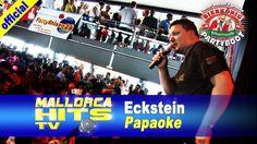 """DJ Papaoke, live mit """"Eckstein"""" auf dem Peter Wackel Bierkönig Partyboot 2014 in Köln. http://mallorcahitstv.de/2014/09/papaoke-eckstein/"""