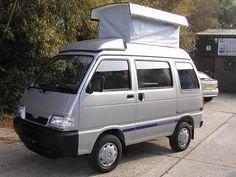 Micro Mini Campers | Romahome Camper Bedford Bambi Van Devon Bambino Micro Mini Campervans ...