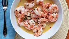 Southern Shrimp Scampi - Recipes - The New York Times
