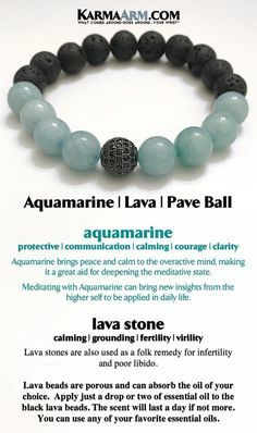Collectibles Genuine Natural Blue Aquamarine Gems Stretch Clear Round Beads Bracelet Aaaa Perfect In Workmanship