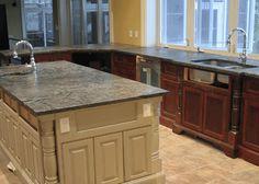 soapstone countertops | Soapstone kitchen countertops