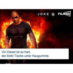 #vindiesel #joke #kaugummi #wtf