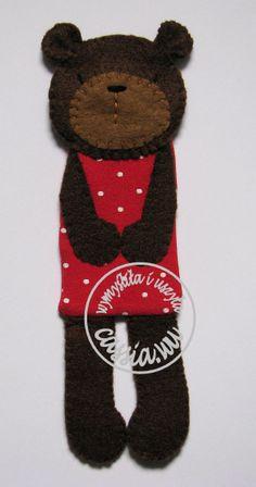 Bear - bookmark